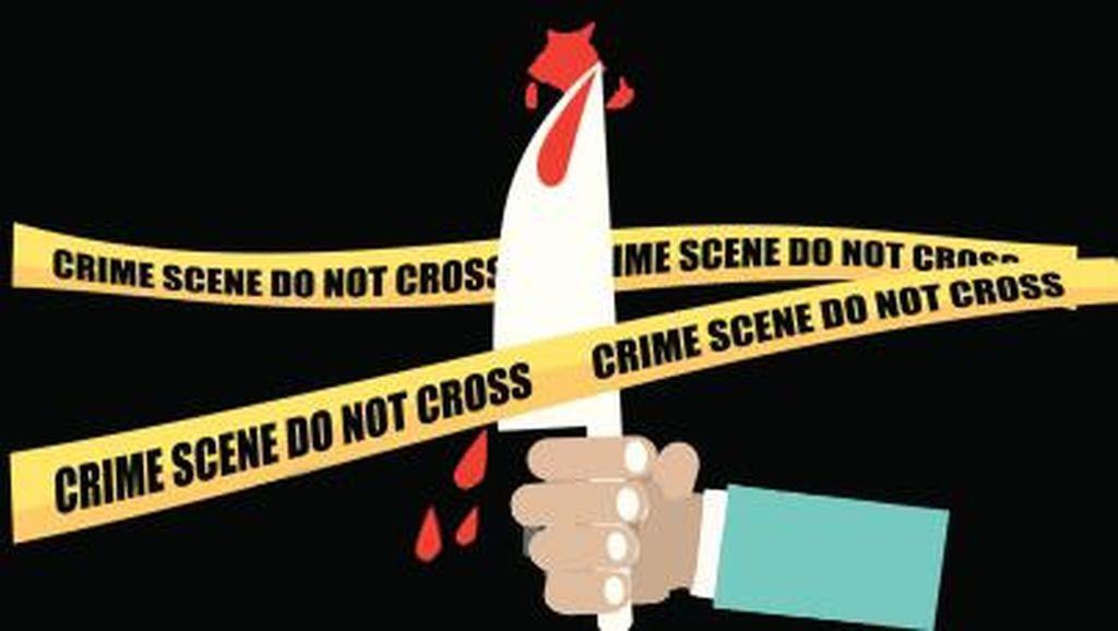 Motif Penusukan Sopir Ojek Online Bandung Masih Misterius