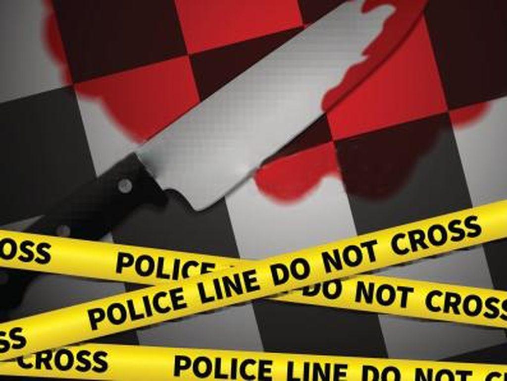 Pria Dibunuh dengan 13 Tusukan di Tebet, Polisi: Korban Sedang Bermalam
