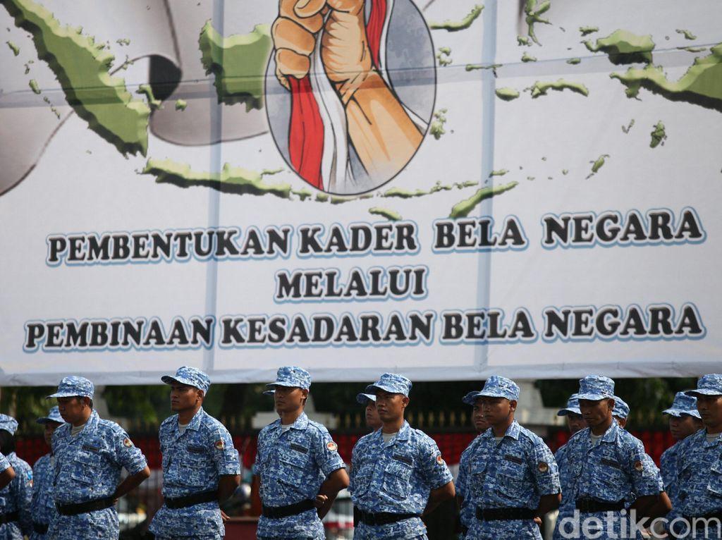 Kemhan Klaim Ada 84,3 Juta Kader Bela Negara Hingga 2018