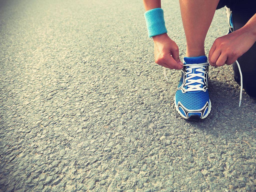 Wanita Ini Termotivasi Turunkan Bobot Usai Kalah Balap Lari dengan Nenek