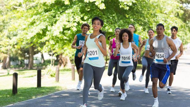 Lari Bantu Menekan Tingkat Depresi dan Gelisah Pada Remaja