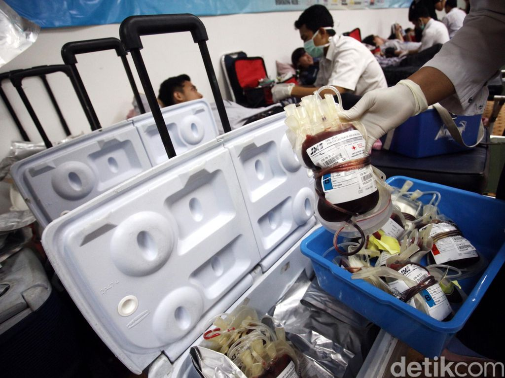 Pernah Idap Hepatitis, Boleh Donor Darah Nggak Sih?