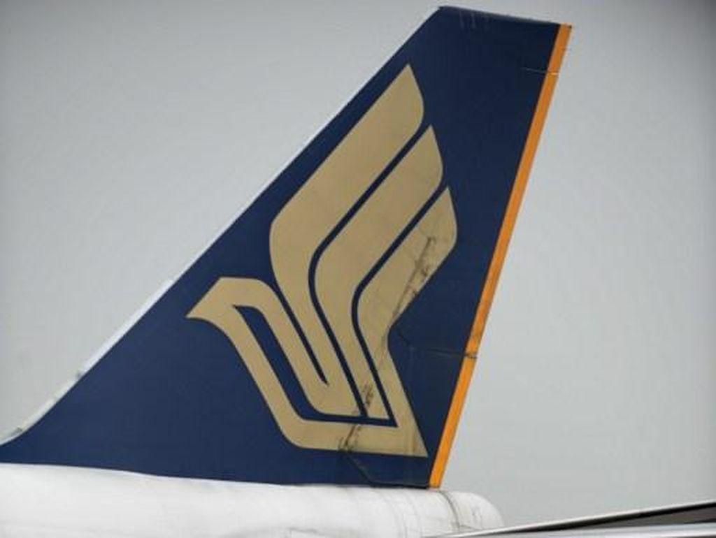 Usai Serangan Rudal, Singapore Airlines Alihkan Penerbangan dari Iran