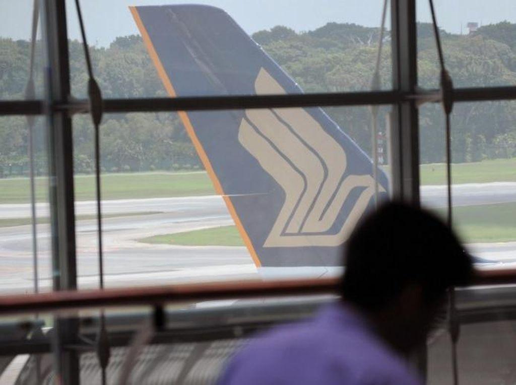 Staf Singapore Airlines Terkena Corona, Terakhir Terbang ke Auckland