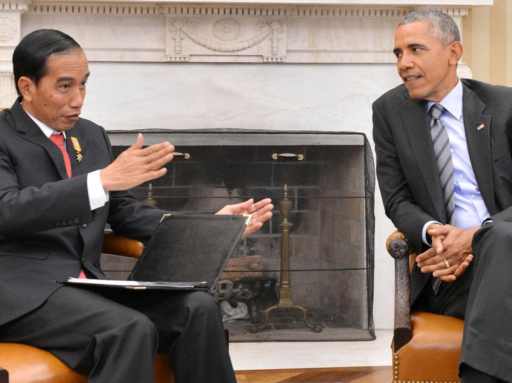 Jokowi Akhirnya ke Silicon Valley