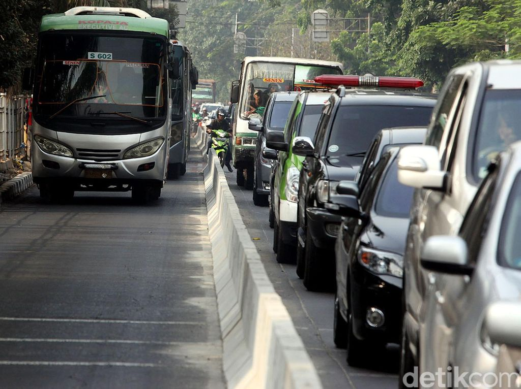 Akhir 2015, Integrasi Kopaja AC Ditargetkan Untuk Koridor 4, 5 dan 6