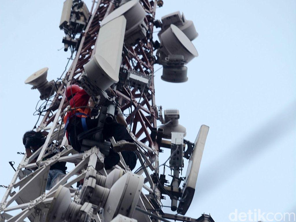 Sharing Infrastruktur Telekomunikasi Jangan Ciptakan Persaingan Usaha Tak Sehat
