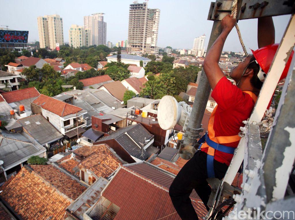 Dana Terbatas, Pembangunan Jaringan Telekomunikasi Harus Bijak