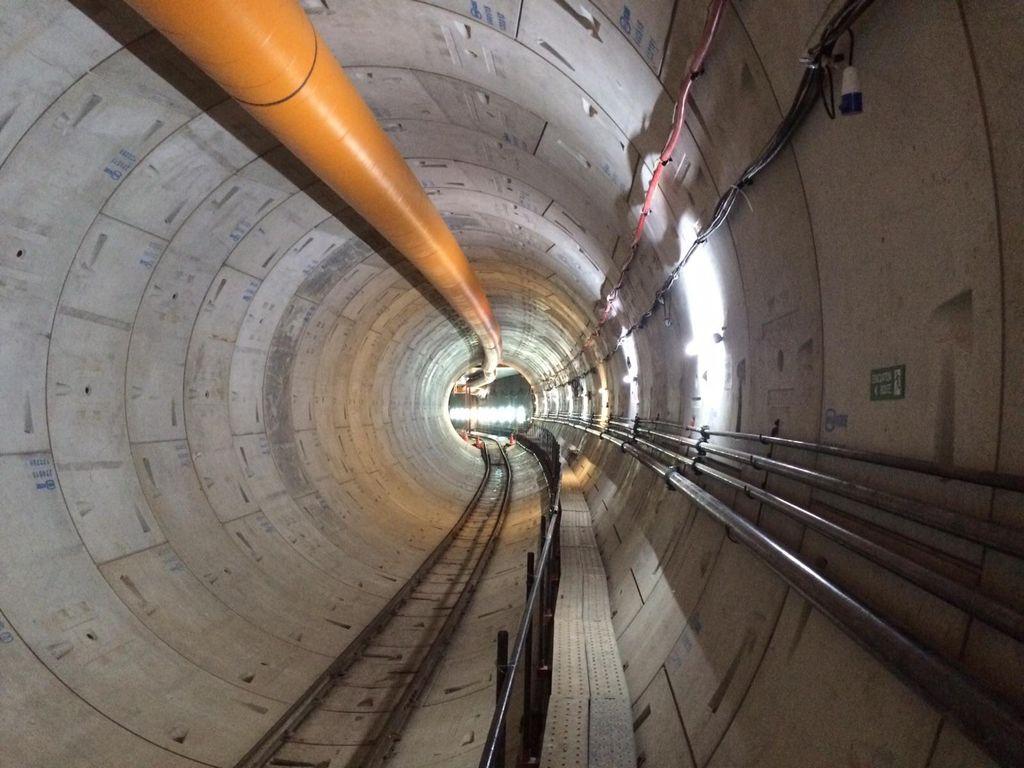 Membentang 31 Km, Ini Daftar Stasiun MRT Kalideres-Ujung Menteng
