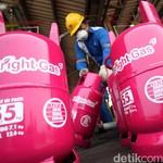 HUT ke-59, Pertamina Diskon 59% Pembelian Tabung Perdana Bright Gas 12 kg dan 5,5 kg