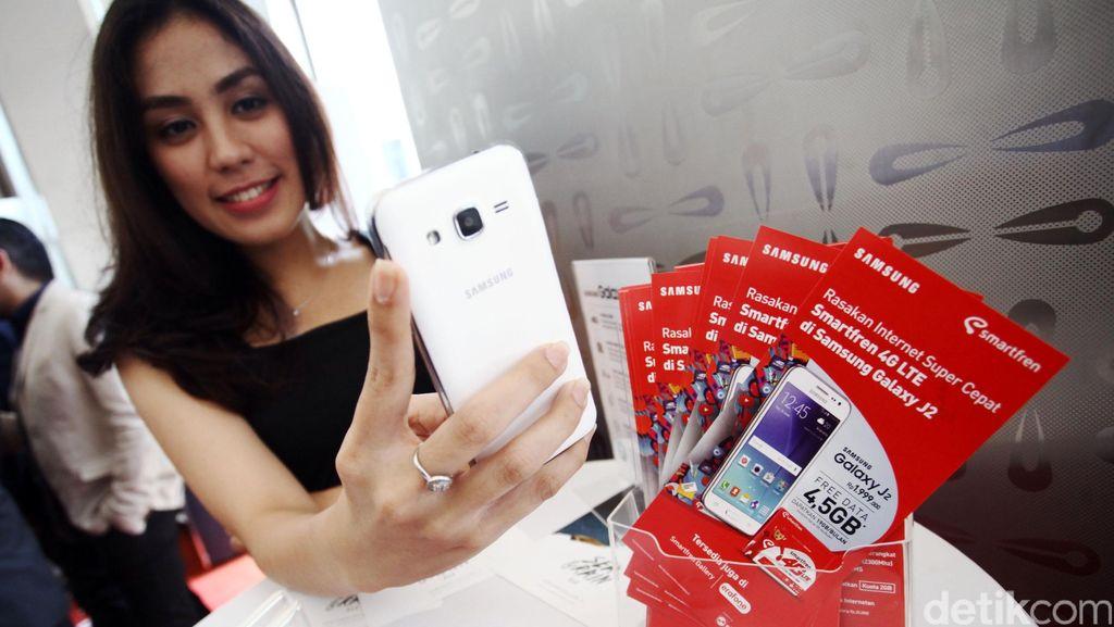 Smartfren Hindari Vendor Ponsel 4G Nakal