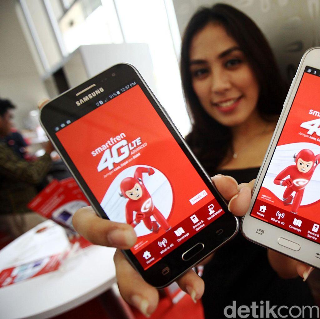 Alasan Smartfren Belum Berani Matikan Seluruh CDMA