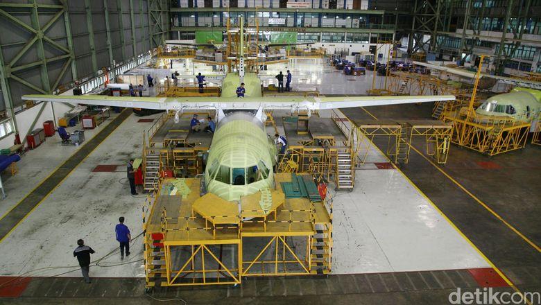Garuda, PTDI, dan Pelita Air Service Diminta Bersinergi