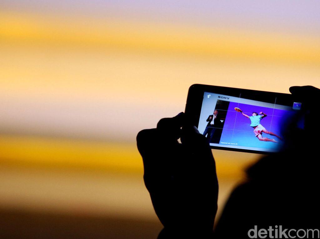 Penjelasan Sony Mobile untuk Surat Bapak Barita