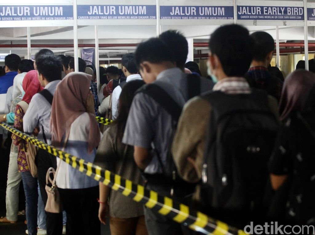 Parkland World Indonesia Tepis Viral Pencari Kerja Dimintai Puluhan Juta