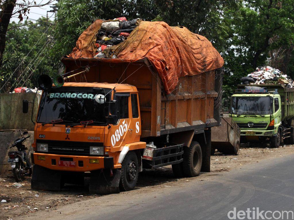 Truk Sampah DKI Dicegat di Bekasi, Kadishub Singgung Duit Kompensasi