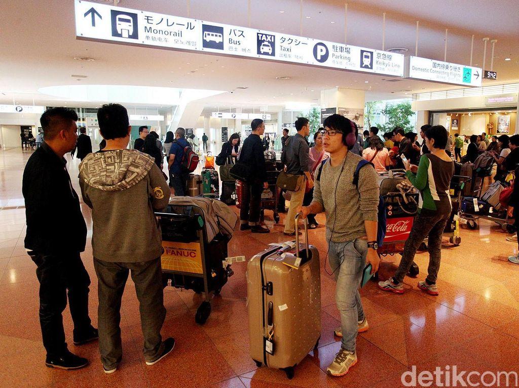 3 Bandara Jepang Akan Buka Pusat Pemeriksaan Corona