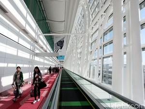 Canggih! Bandara Jepang Uji Coba Alat Disinfeksi Bagasi untuk Cegah Corona