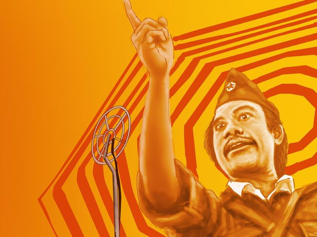Semangat Perjuangan Bung Tomo yang Dikagumi Jokowi dan SBY