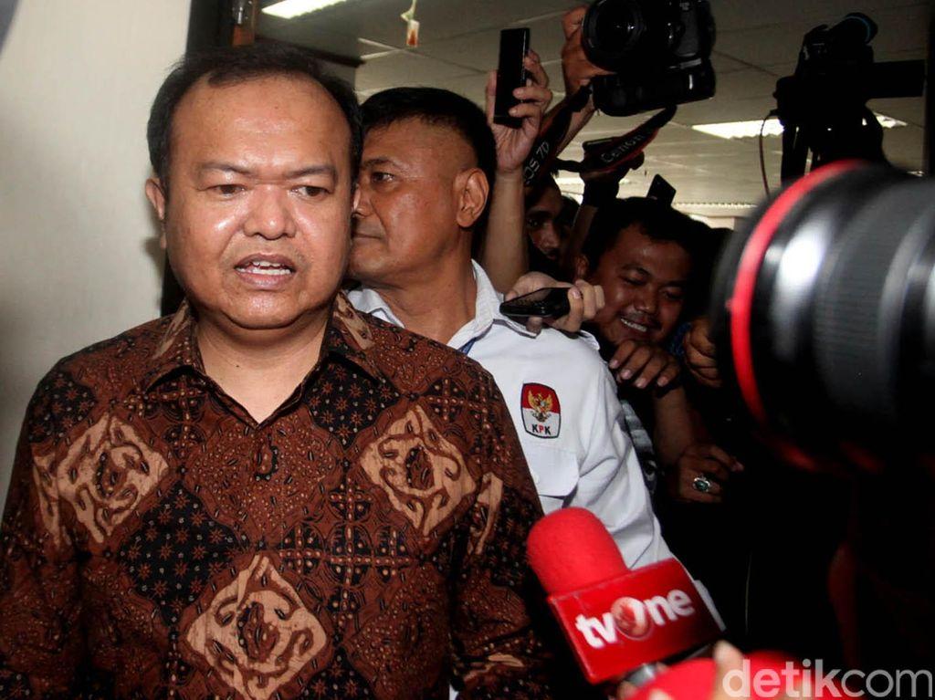 Kasus Korupsi, Mantan Sekjen NasDem Ajukan PK