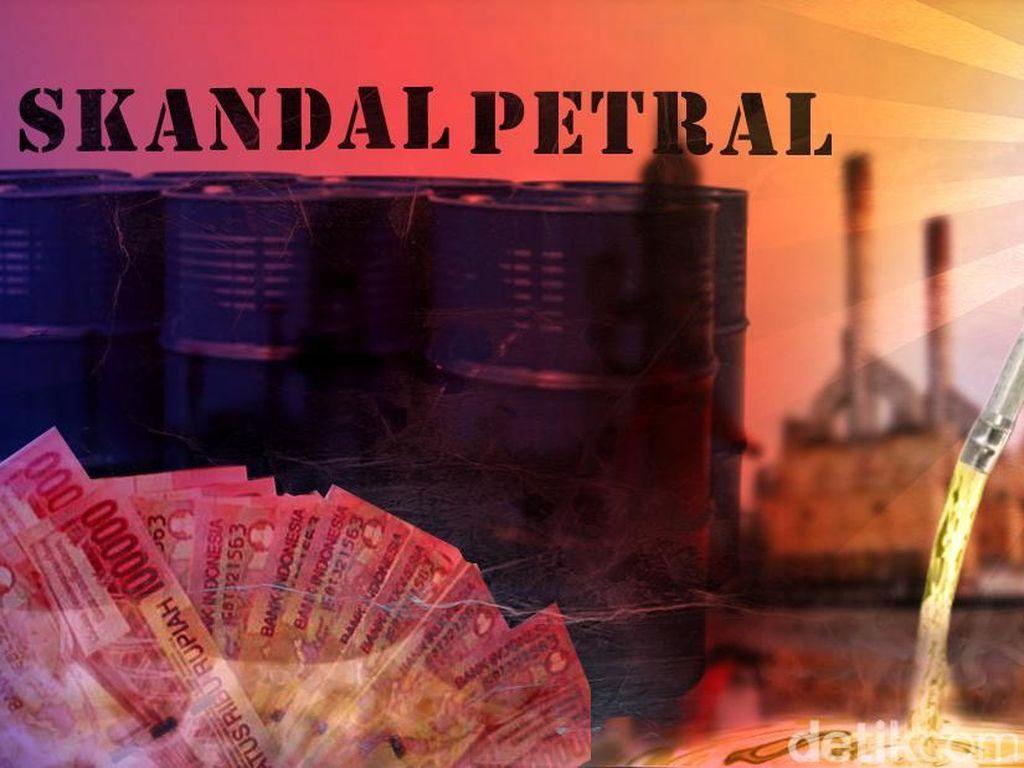 SS Ungkap Pesan Jokowi Minta Laporan Audit Petral ke KPK Ditunda