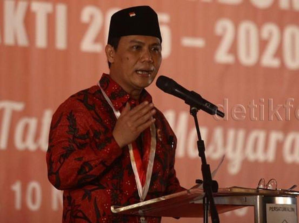 Basarah, Cak Imin dan Muzani Dilantik Jadi Pimpinan MPR Siang Ini