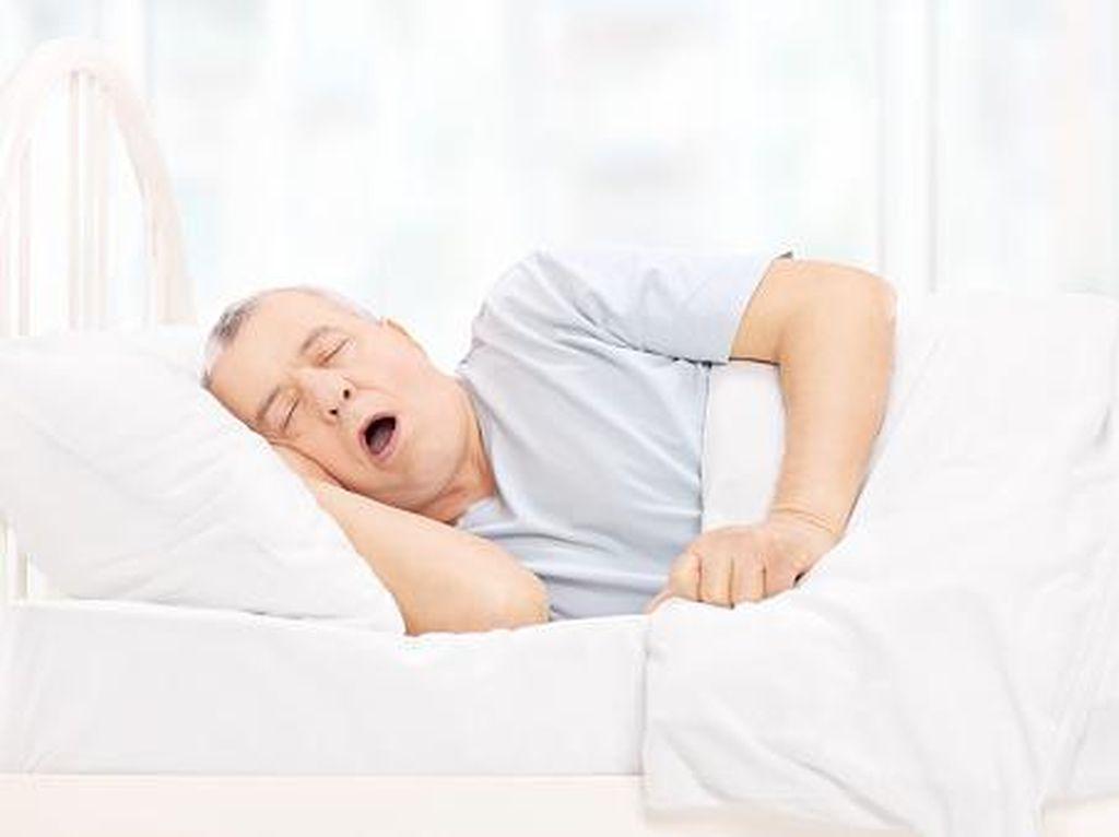 Punya Kebiasaan Tidur Mangap? Waspadai Berbagai Dampak Buruk Berikut
