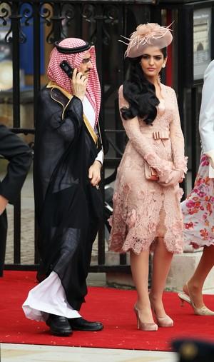 Mengenal Putri Ameera, Mantan Istri Pangeran Saudi Alwaleed