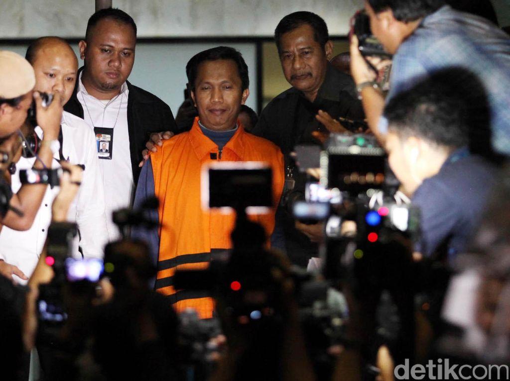 Terpidana Eks Pimpinan DPRD Sumut Bayar Uang Pengganti Rp 355 Juta ke KPK