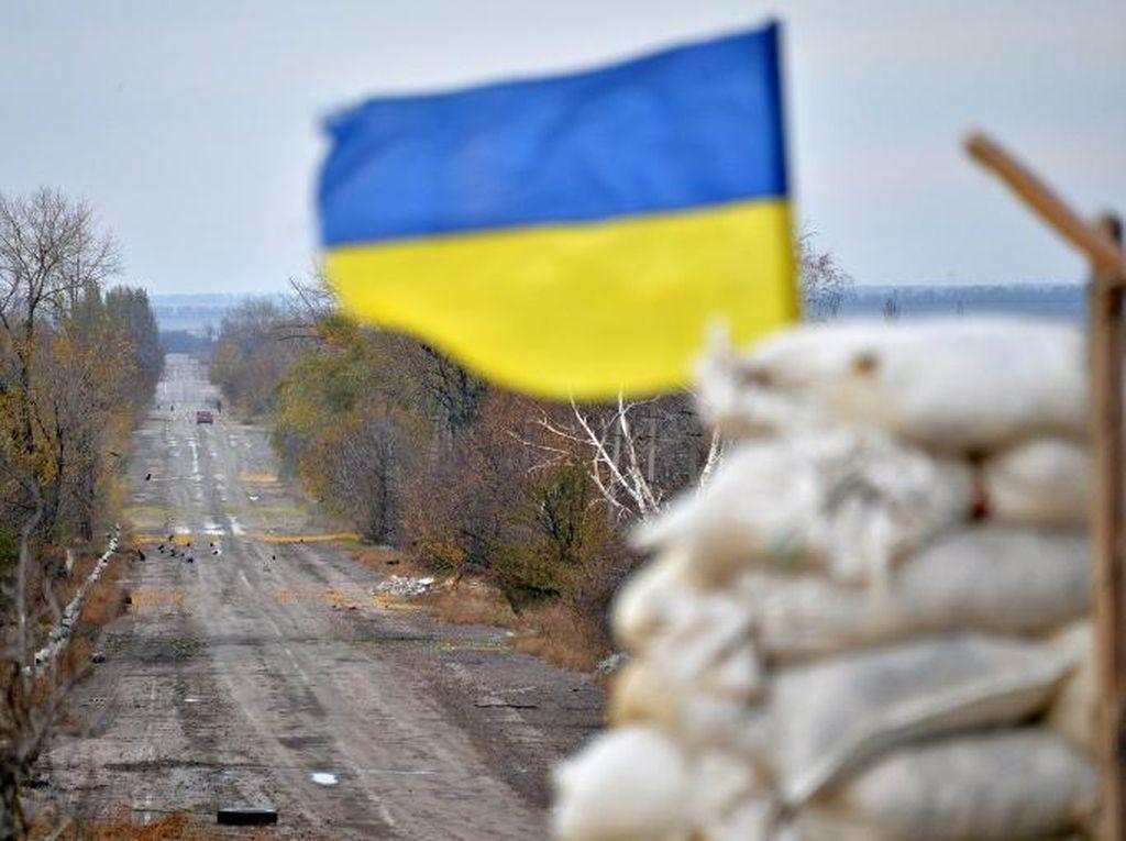 Serangan Granat di Ukraina, 4 Tentara Tewas