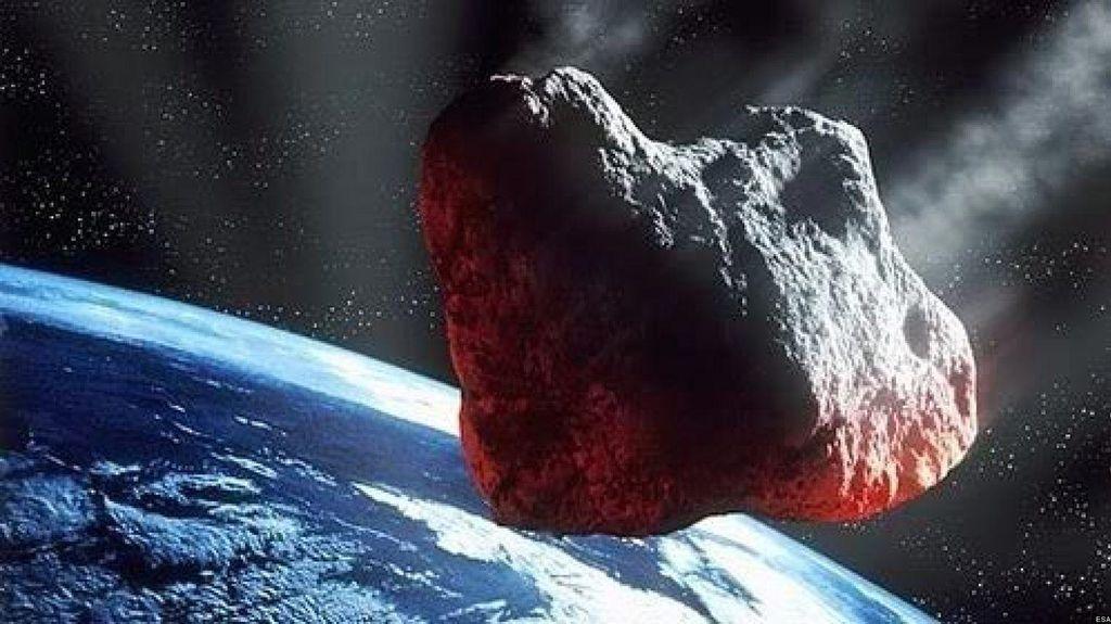 Rusia, Saksi Bisu Salah Satu Ledakan Meteor Terbesar
