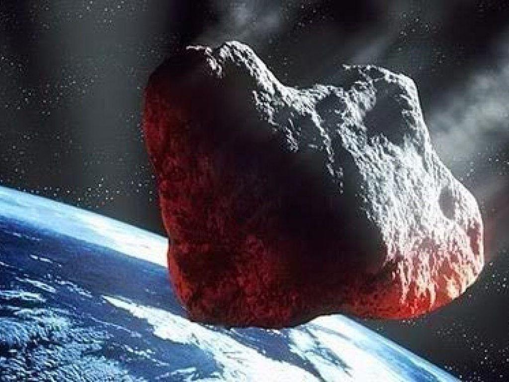 Skenario Mengerikan Asteroid Menerjang New York