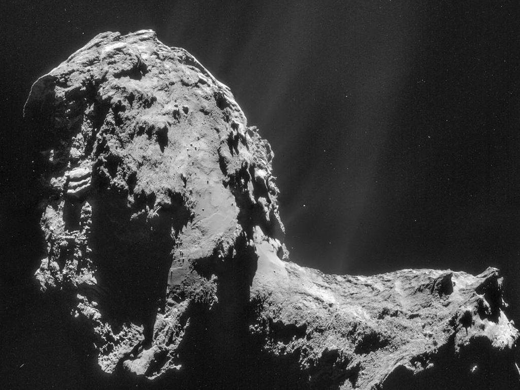 NASA Incar Asteroid Senilai 75 Ribu Kali Ekonomi Bumi