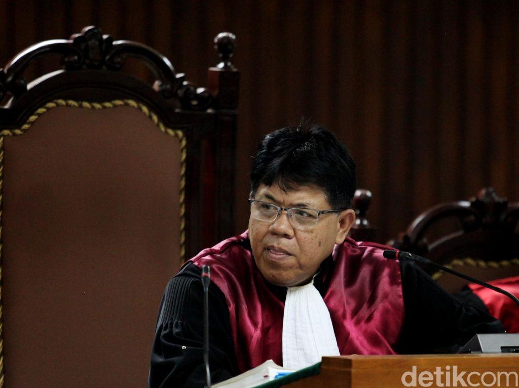 Hakim Pembebas La Nyalla Masuk Tahap Wawancara Calon Hakim Agung