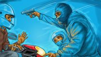 3 Perampok yang Todong Mahasiswi di Aceh Ditangkap