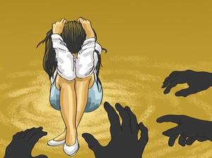 Korban Pemerkosaan Sopir Angkot Bejat Alami Trauma