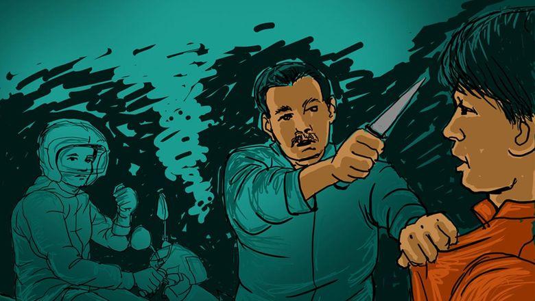 Polisi Tembak 2 Pelaku Penodongan di Angkot yang Bikin Resah Warga Palembang