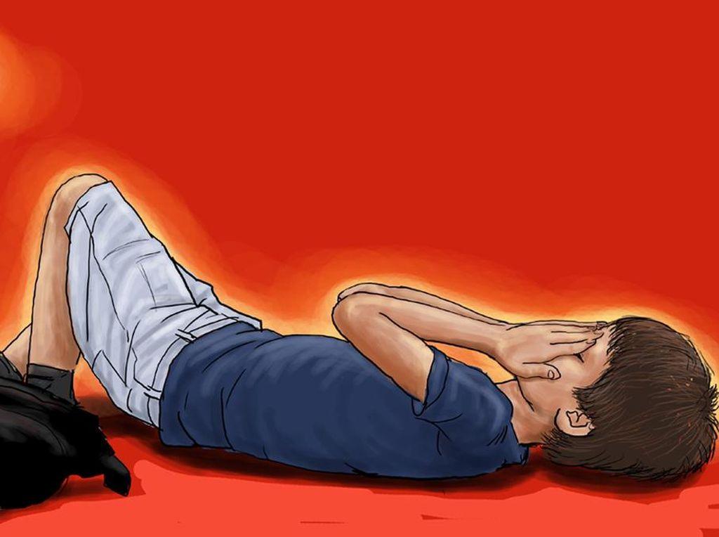 8 Fakta Mengejutkan Bang Jay Predator Seks Anak di Sukabumi