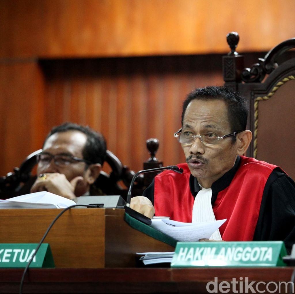 Hakim Aswijon Promosi ke Aceh, Ketua Majelis Putu Sudiartana Diganti Hariono