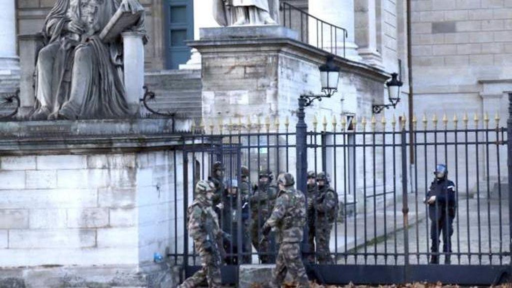Pasca Aksi Teror di Paris, Italia Tingkatkan Keamanan