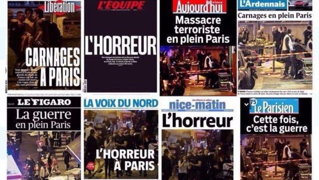 Pemerintah Prancis: Ada 700 Orang yang Akan Bergabung ke ISIS