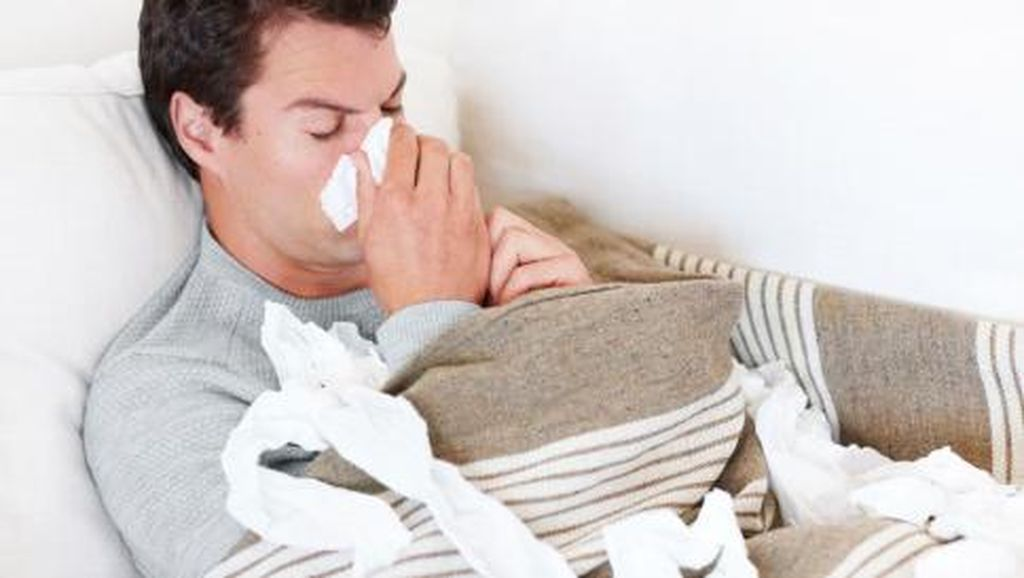 Waspada Pilek! Cuaca Dingin Bikin Virus Makin Mudah Tersebar