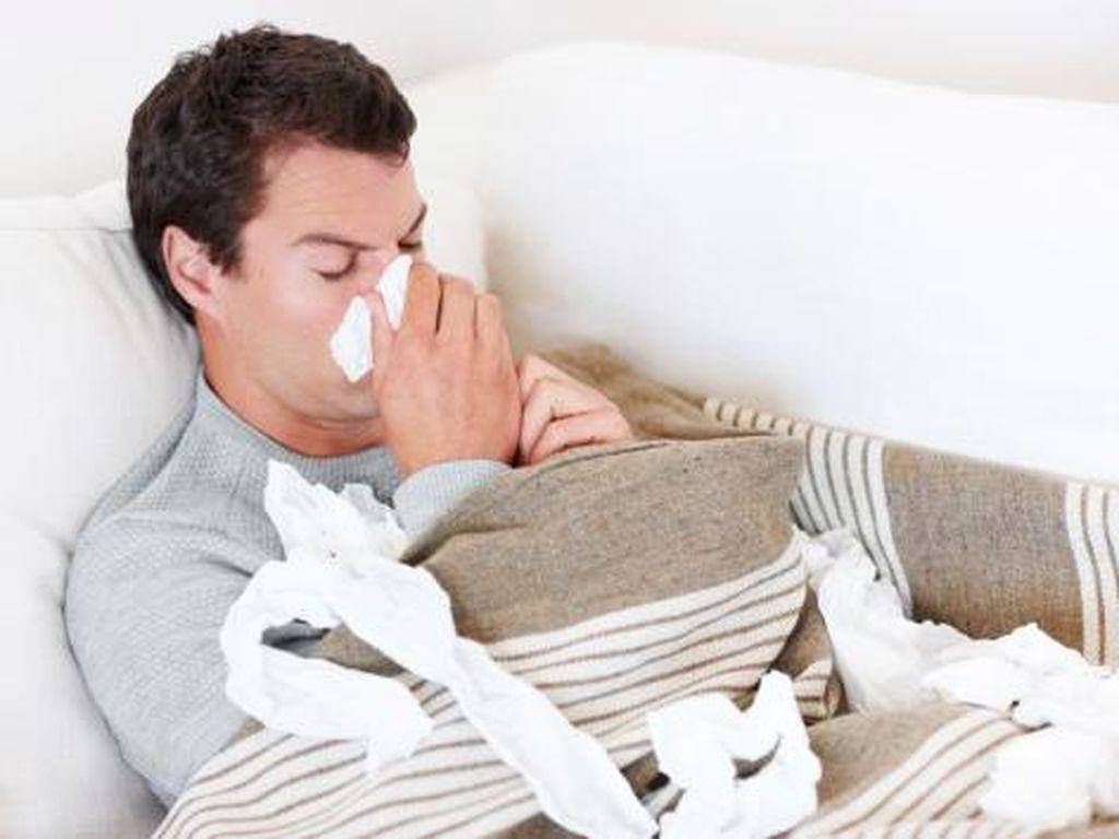 Hormon Seks Wanita Mampu Lindungi Efek Buruk Sakit Flu