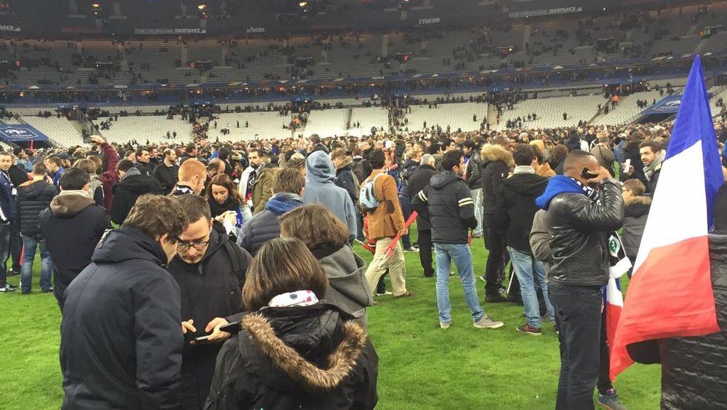 Cerita Horor Mahasiswa Indonesia di Stadion Stade de France Saat Teror Terjadi