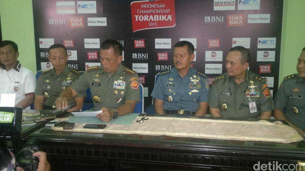 Panglima: Yakinlah Polisi Profesional Menangani Penembakan TNI di Muara Enim