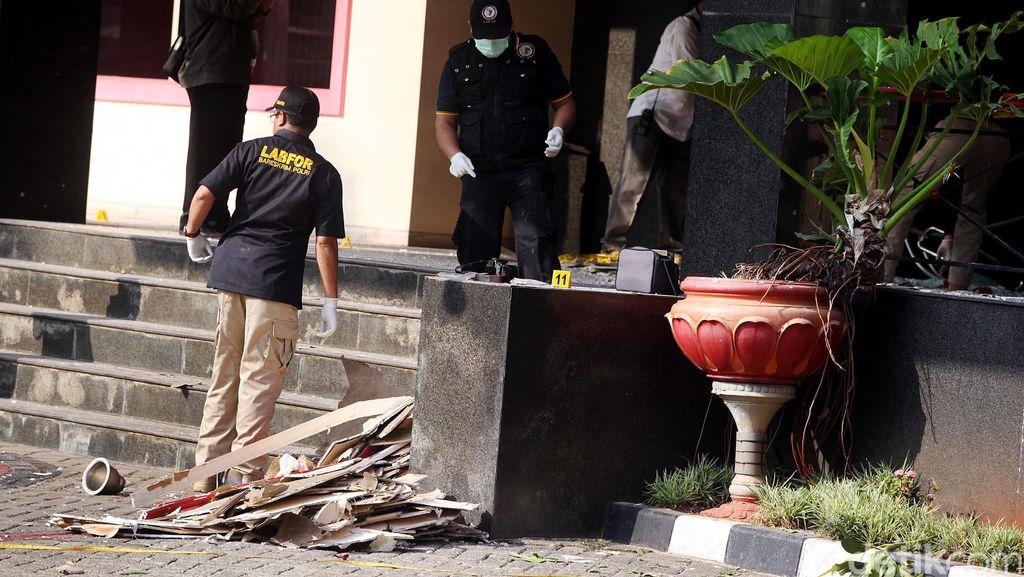 Ledakan di Duren Sawit, Polisi: Granat Manggis itu Terbatas, Tak Dijual Bebas