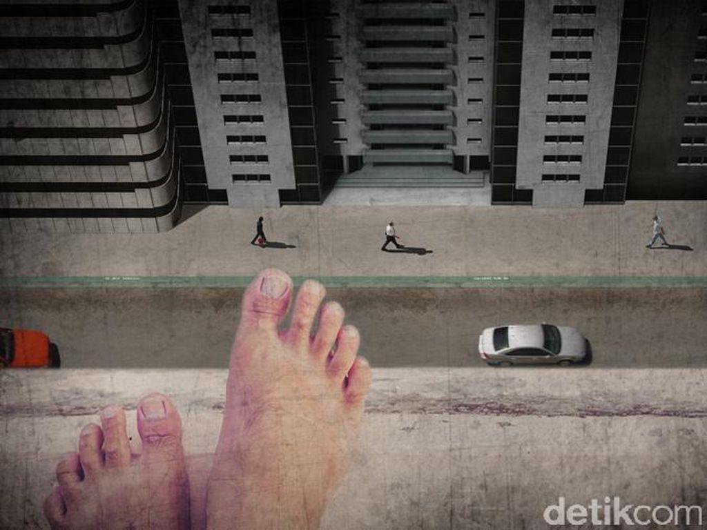 Polisi: Lansia Tewas Lompat dari Apartemen Jaksel Diduga Stres