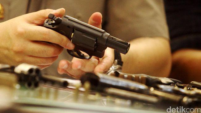 Tembakkan Pistol di Halaman Bar Medan, Oknum Polisi Diperiksa Propam