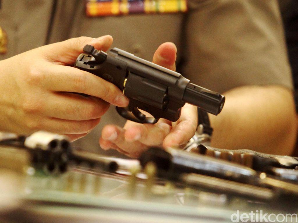 Ini Motif Oknum Polisi Tembakkan Pistol ke Udara di Bar Medan