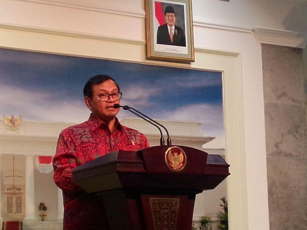 Seskab: Jokowi Minta Persoalan HAM Jadi Prioritas Diselesaikan di 2016